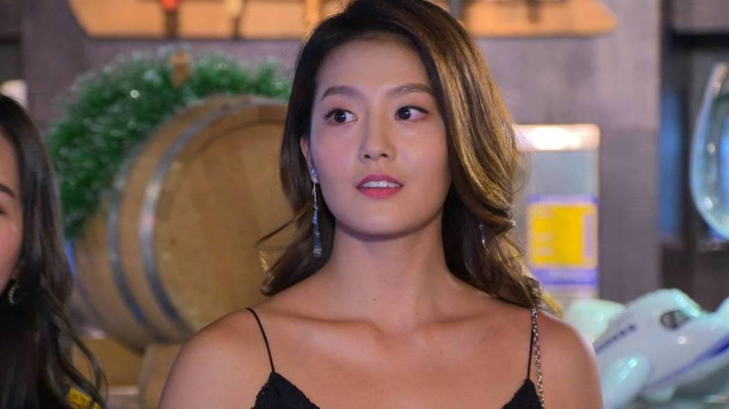 顏曉筠加入8點檔「多情城市」,飾演王瞳的妹妹。圖/民視提供