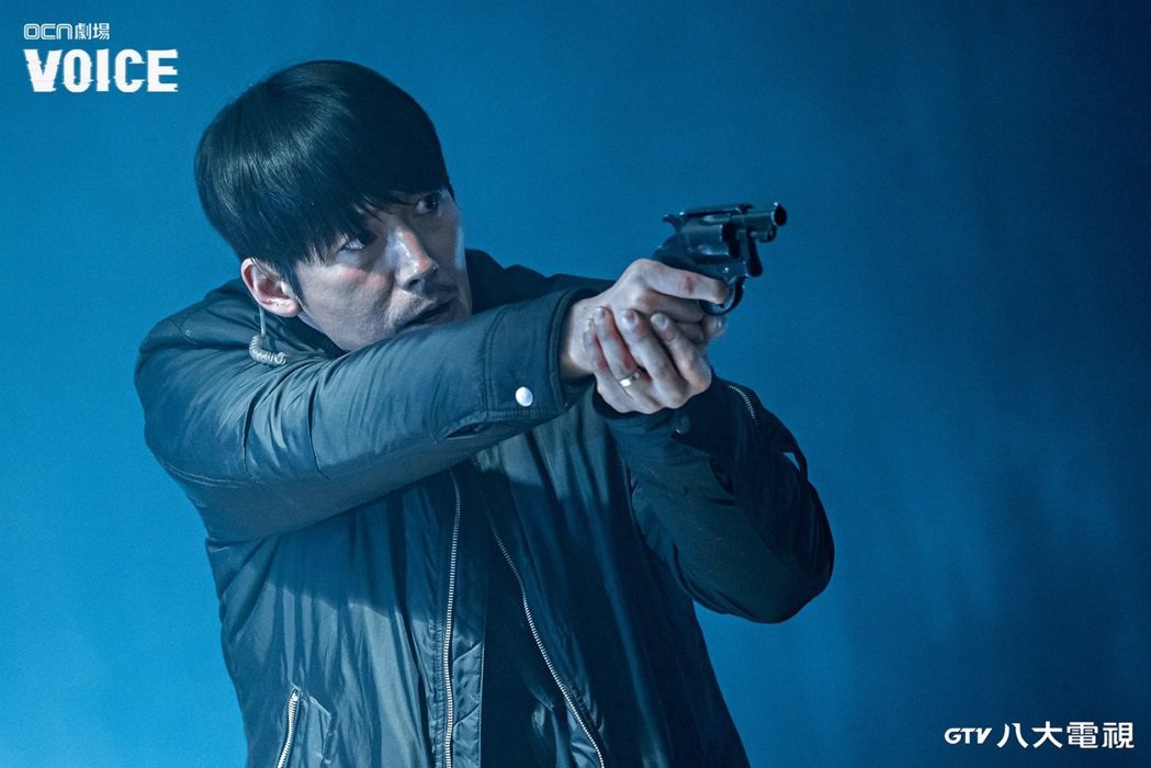 張赫在「VOICE」劇中展現MAN POWER,只要上演武打戲,都會令觀眾直呼:...