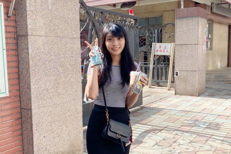 台北市立大學特教所畢業的宋淳樺,認為學前階段的特教可塑性高。圖/宋淳樺提供