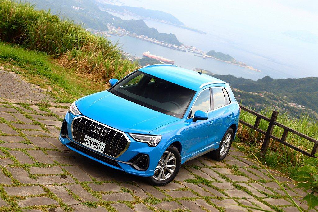 想買到具備quattro智慧型恆時四輪驅動的車型,目前僅Audi Q3才有得選購...