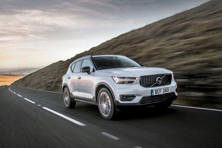 SUV占比將持續成長 Volvo計畫推比XC40更入門的小休旅!