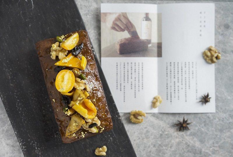經典手工《UKAI威士忌磅蛋糕》,是結合名揚國際的葛瑪蘭威士忌演繹成熟品味甜點創...