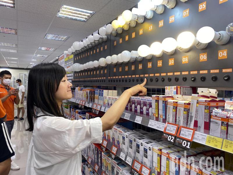 「寶家五金百貨」揮軍南台灣,號稱「男人的寶雅」掀起五金市場風雲。圖/聯合報系資料照片