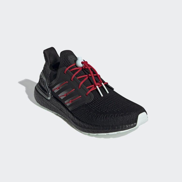 adidas七夕特別版Ultrtaboost 20跑鞋6,500元。圖/adid...