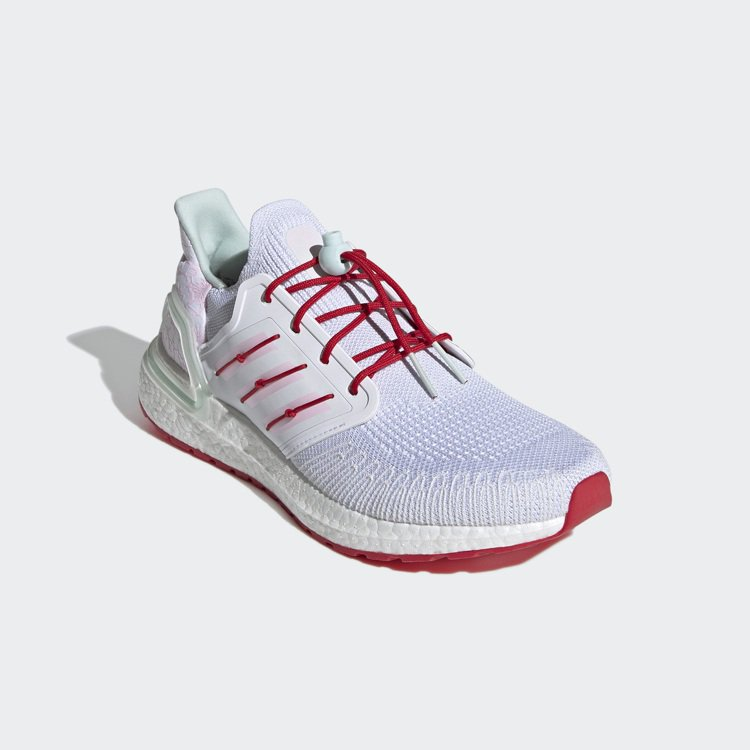 adidas七夕特別版Ultrtaboost 20跑鞋5,990元。圖/adid...