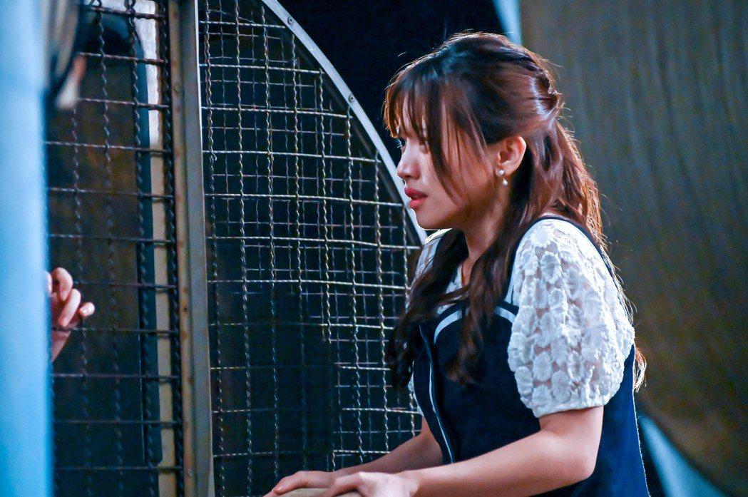 蔡瑞雪在「浪漫輸給你」劇中黑化成「黑蓮花」,面對網友罵聲不斷,反而覺得很有成就感...