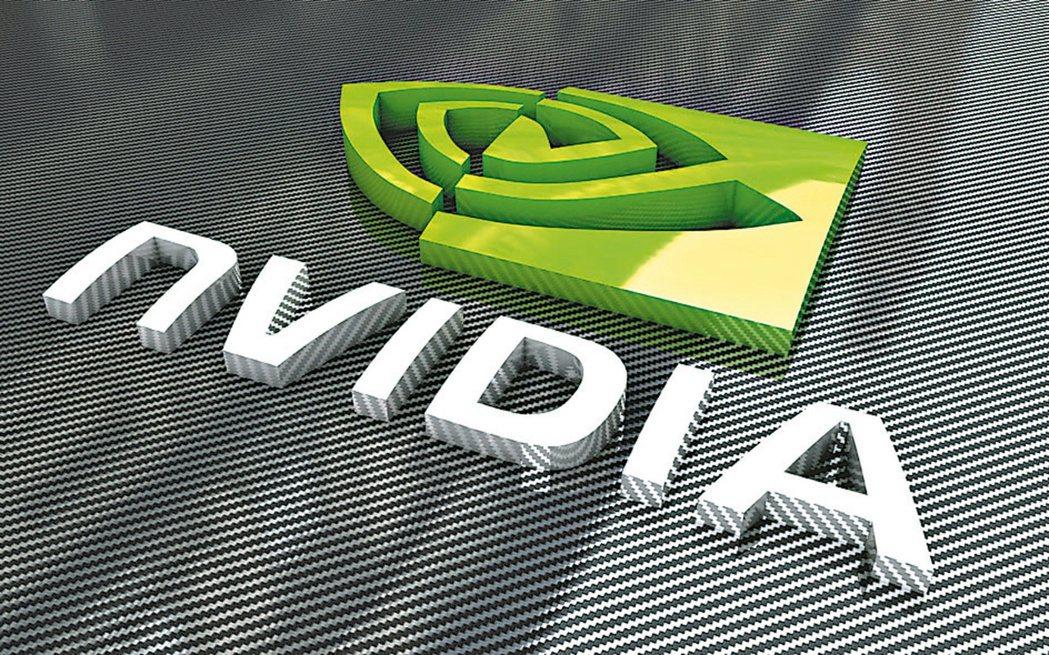輝達(Nvidia)。 路透