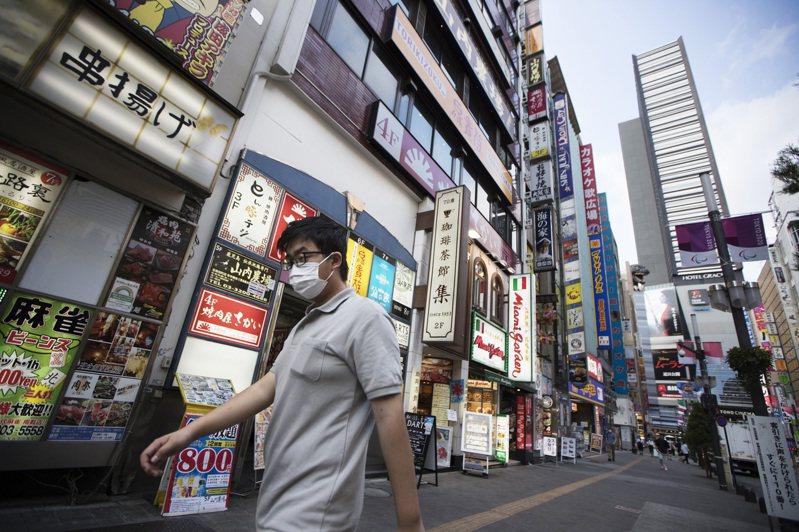 日本東京都今(23日)單日新增212例2019冠狀病毒疾病(COVID-19)確診病例,累計病例數直逼2萬大關。 美聯社