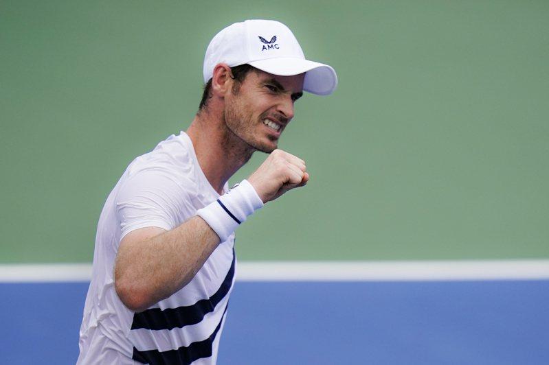 墨瑞在辛辛那提網賽獲首勝。美聯社