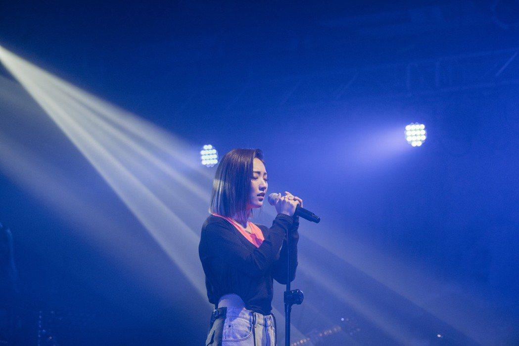 閻奕格發片等半年才開唱,直喊想粉絲。圖/Legacy提供