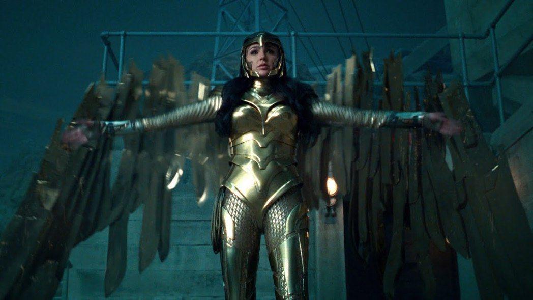 「神力女超人1984」推出全新預告,將於10月正式在台上映。圖/摘自Youtub...