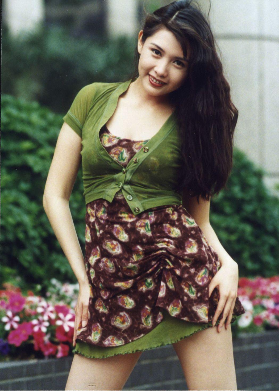 邱淑貞是90年代的性感女神。 圖/聯合報系資料照