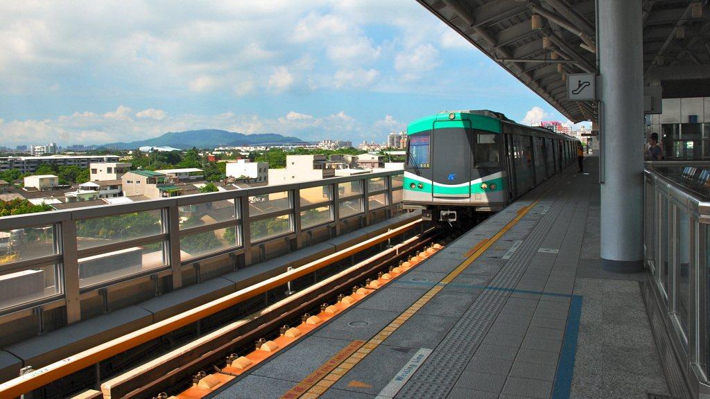 林欽榮擔任高雄市副市長,捷運與輕軌等重大交通建設應會由其全權督導。圖為高雄捷運。 圖/高雄捷運公司提供
