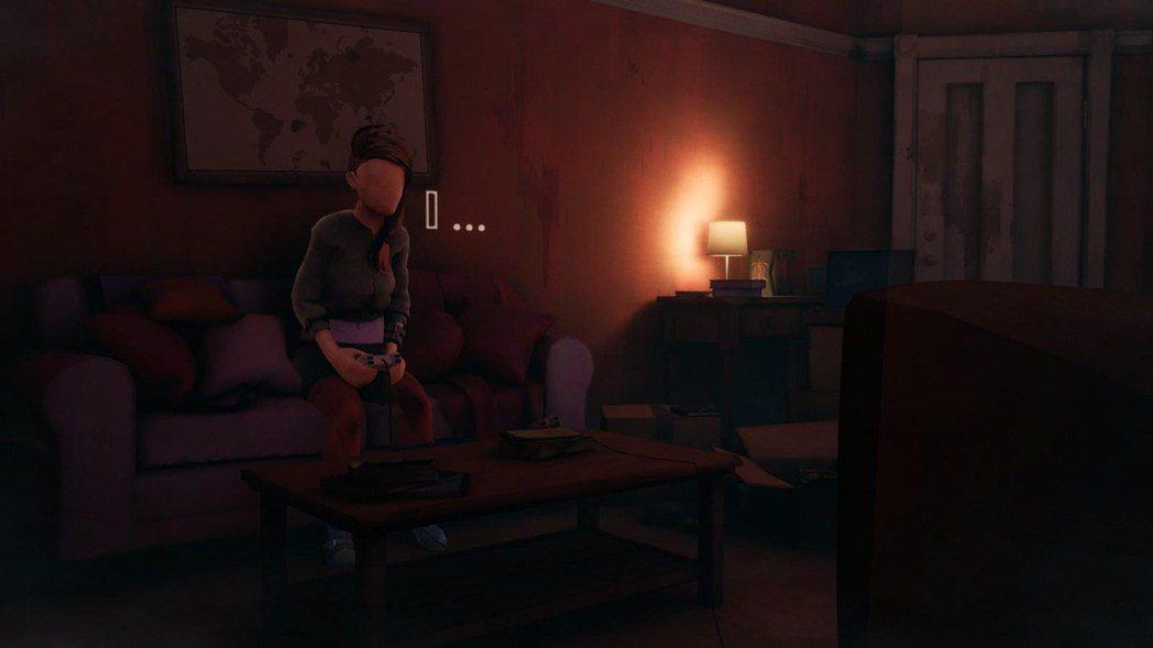 內向、有點孤僻的卡西迪,日常愛打電玩,是標準的電玩宅女