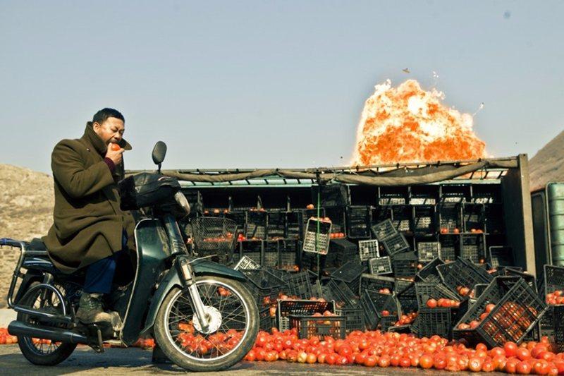 賈樟柯《天注定》劇照。 圖/IMDb