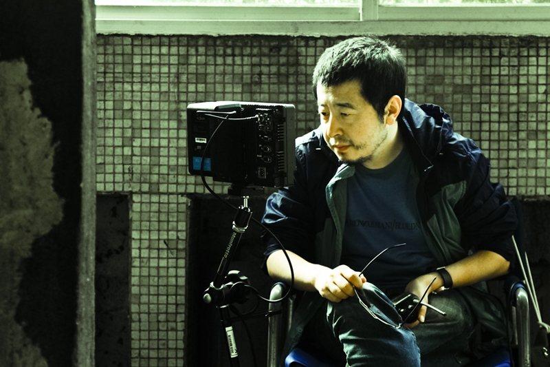 第六代導演賈樟柯。 圖/佳映娛樂