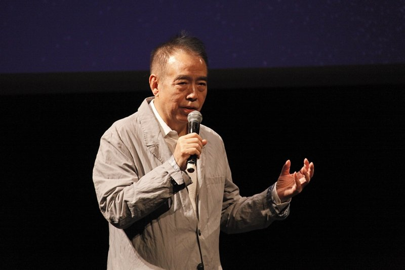 第五代導演陳凱歌。 圖/中新社