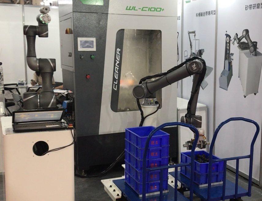 旺立精機深耕中部以南十多年,專精於CNC加工設備周邊相關自動化整合。 旺立精機/...