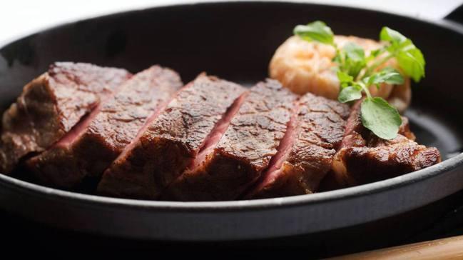 米其林一星餐廳:教父牛排。 圖/取自教父牛排FB粉絲團