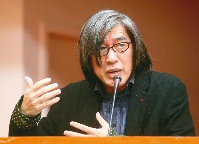 網家董事長詹宏志。本報資料照片