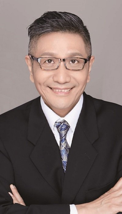卓越雜誌陳威霖副社長。