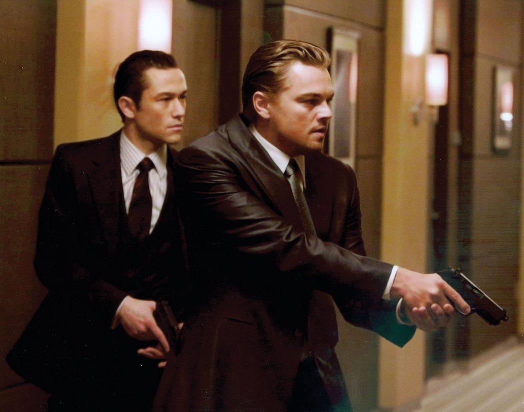 喬瑟夫高登李維曾與李奧納多狄卡皮歐合演「全面啟動」。圖/華納兄弟提供