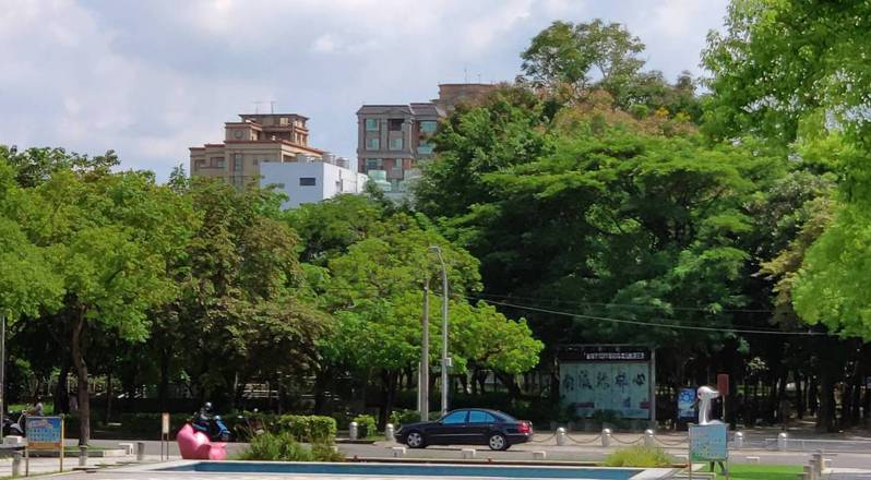 台南溪北地區人口外流嚴重,首善之區新營區也不敵人口持續外流。記者謝進盛/攝影