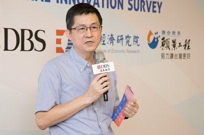 聯合報系願景工程執行長羅國俊強調,靠著「利己也利人」的新創思維才能解決社會問題。...