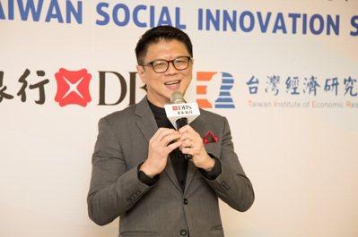 星展銀行(台灣)總經理林鑫川分享,星展將在九月廿一至廿五日舉辦第三屆亞太社企高峰...