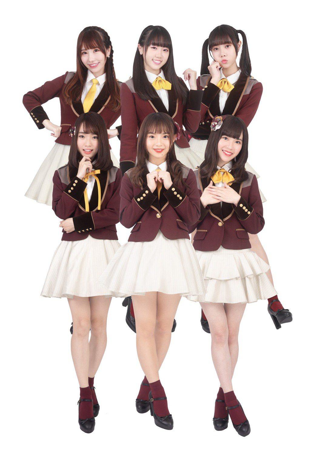 AKB48 TEAM TP參加「2020好客音浪」音樂會。圖/新視紀整合行銷提供