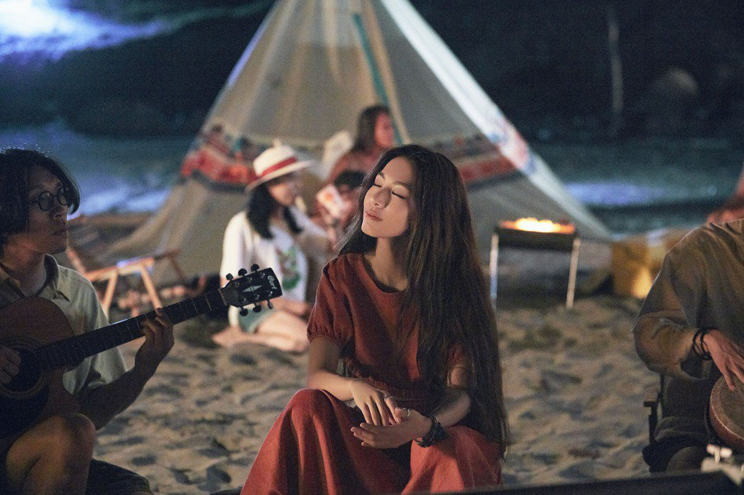 田馥甄推出最新單曲「或是一首歌」。圖/何樂音樂提供