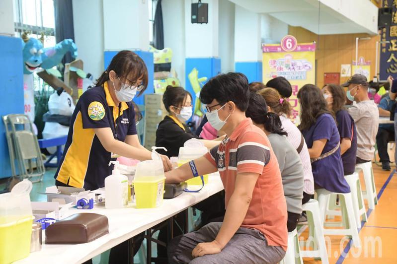 彰化縣府的萬人血清抗體調查報告突然喊卡。圖/彰化縣政府提供