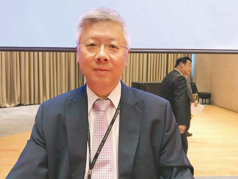 台新金總經理林維俊。(本報系資料庫)