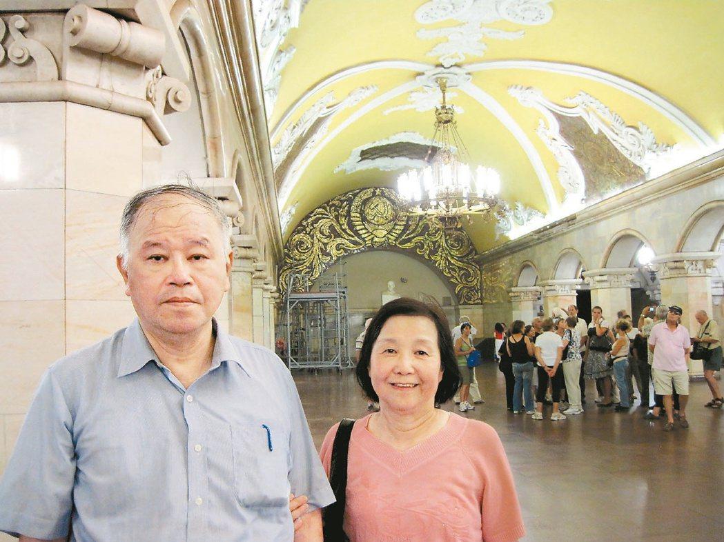 有情人終成眷屬!台灣血液研究權威林媽利與暗戀她39年的郭惠二,兩人共譜傳奇動人的...