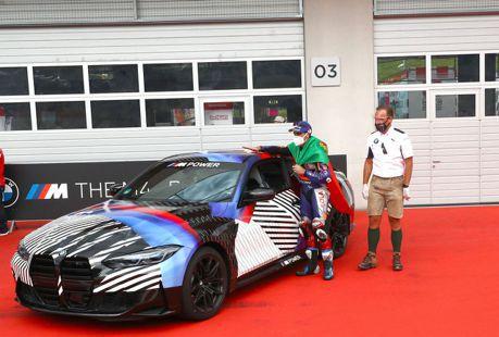 全球第一位車主出爐!Moto GP首位葡萄牙籍分站冠軍開走2021 BMW M4