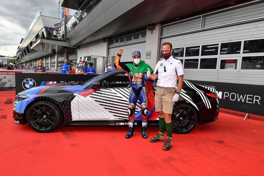 KTM車手Miguel Oliveira奪下Moto GP Styrian大獎賽...