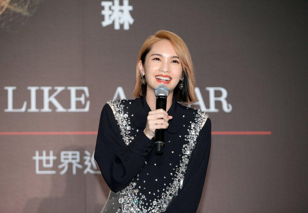楊丞琳今年11月將邁入演藝生涯20周年,將在台北小巨蛋舉辦「LIKE A STA...