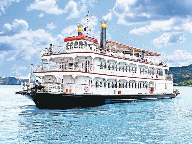 飯店跨集團推出「皇后號」河輪結合星級住宿之旅。 業者/提供