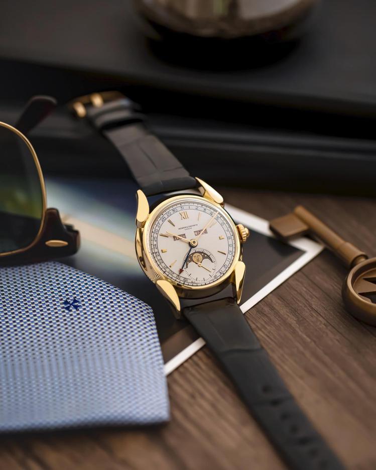 由江詩丹頓歷史傳承部門專家精選的二十世紀古董時計,正是「Les Collecti...