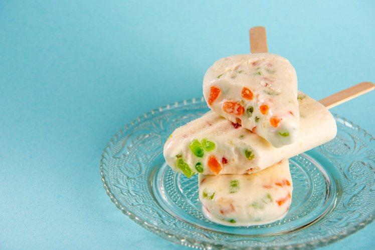 PChome 24h購物即日起限量開賣baan「泰式奶茶雪糕」。圖/PChome...