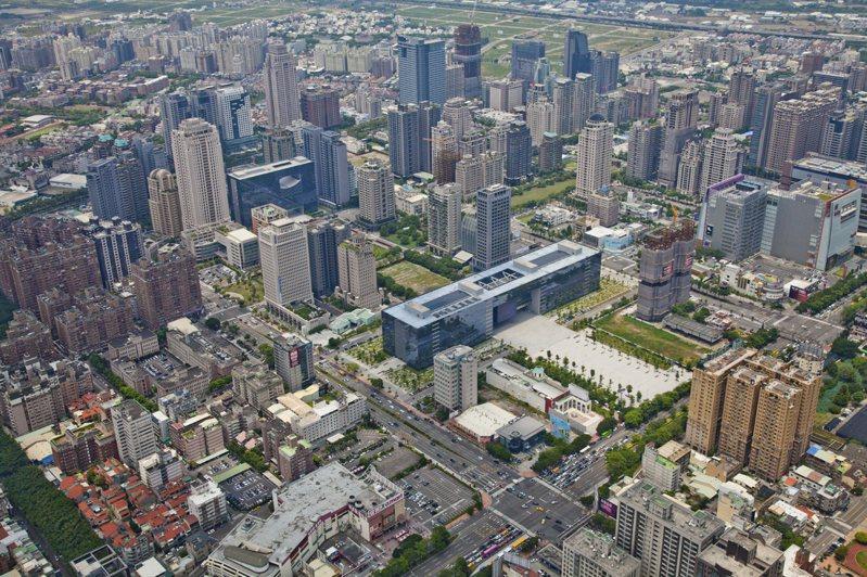 台中市政府今年舉債空間加大,讓市府各單位喘口氣。圖/台中市政府提供