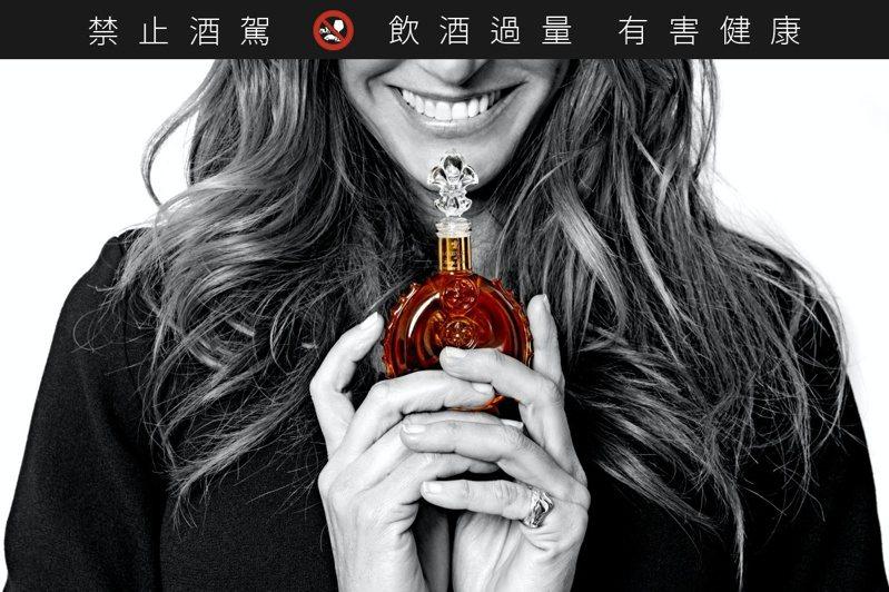 路易十三有「可以喝的香水」美譽。圖/路易十三提供