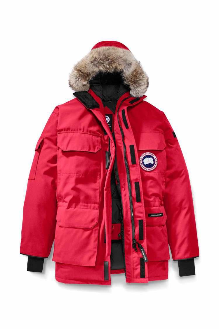 Expedition遠征派克大衣40,600元。圖/俊思提供