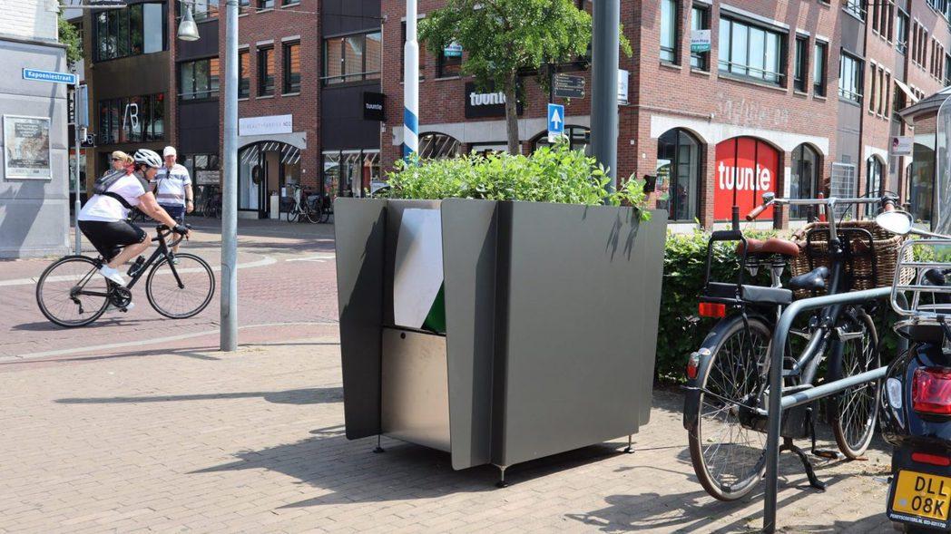 目前阿姆斯特丹共設置了12個「GreenPees」便斗,以市內4個「隨地小便熱點...