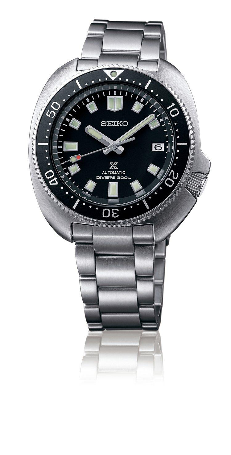 SEIKO Prospex系列1970年復刻版SPB151J1腕表,不鏽鋼表殼,...