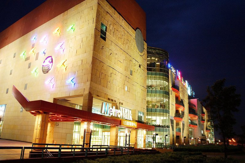 桃園大江購物中心。圖/大江購物中心提供