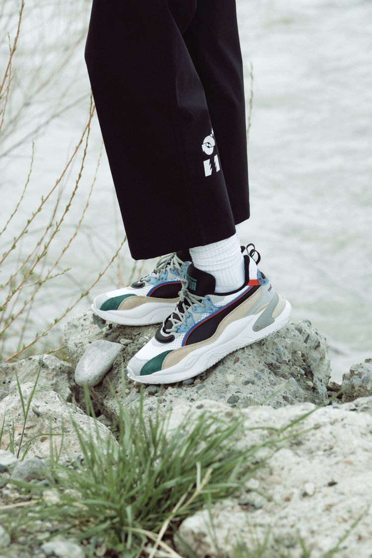 PUMA RS-2K HF THE HUNDREDS鞋4,580元。圖/PUMA...