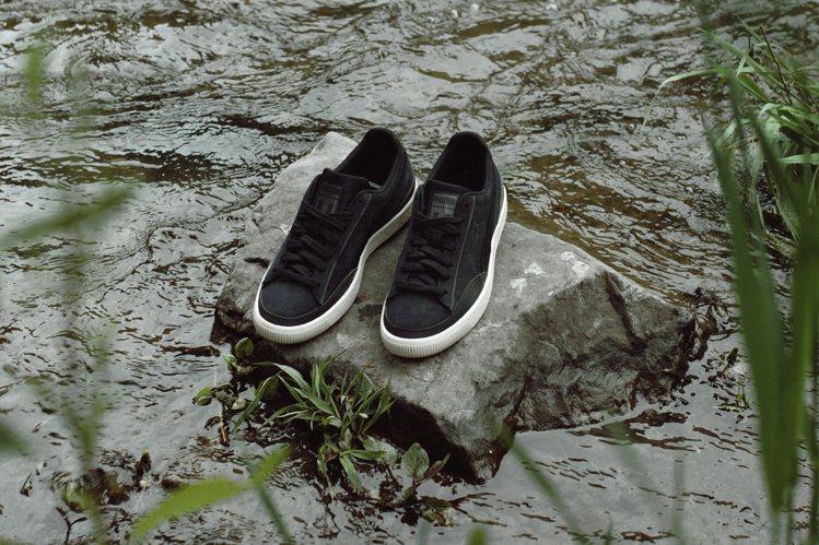 PUMA Clyde HF THE HUNDREDS鞋3,880元。圖/PUMA...