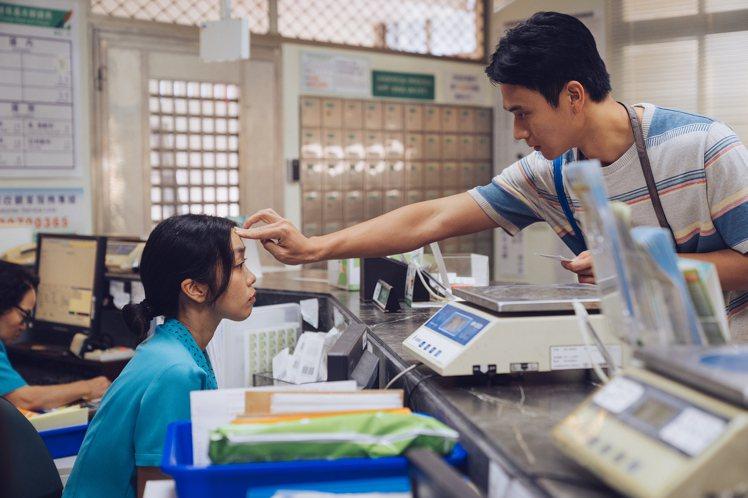 「消失的情人節」劉冠廷(右)、李霈瑜當男女主角。圖/牽猴子提供