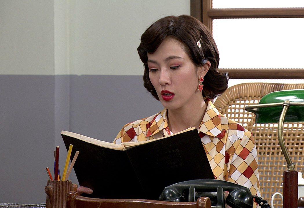 黃瑄劇中當媽後仍重返職場。圖/台視提供